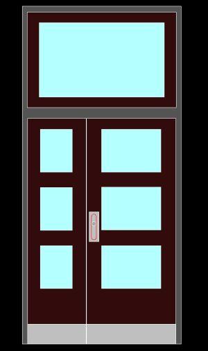 Dveře Návrh
