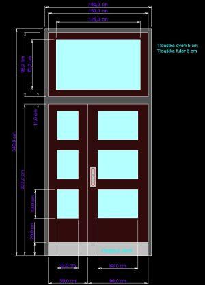 Dveře S Kotami Pi6