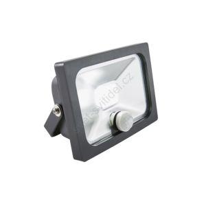 Eglo Blooma - LED Reflektor se senzorem MANTA LED, 10W, 230V IP65 černá, 560 Kč