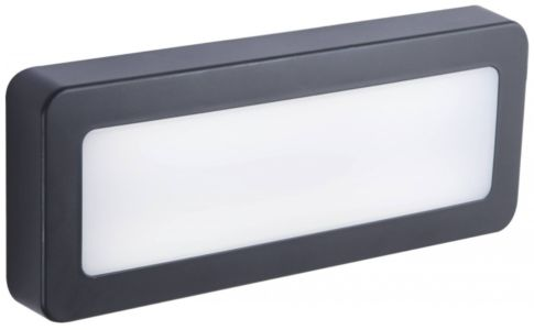 LED venkovní svítidlo 5W SIDE30 GRAY IP65 denní bílá, 639 Kč
