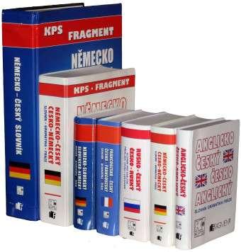 Velikost slovníků