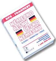 německo-český česko-německý-kapesní slovník